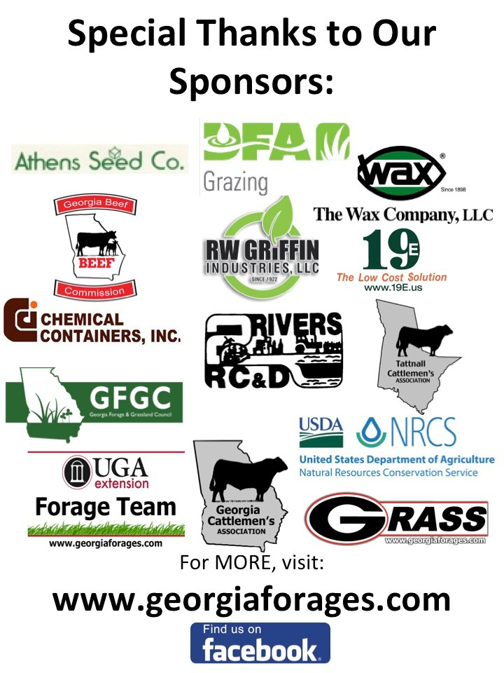 2018 Advanced Grazing School Sponsors