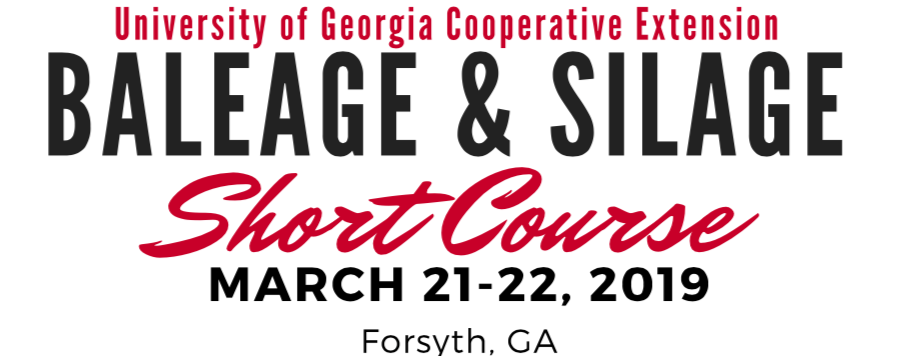 Baleage and Silage Short Course - Monroe County